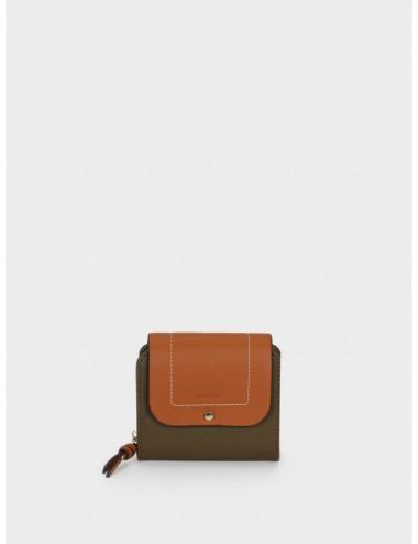 Portefeuille Compact Bimatière
