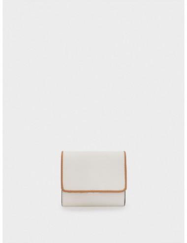 Portefeuille Compact Avec...
