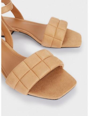 Sandales Plates À Brides Et...