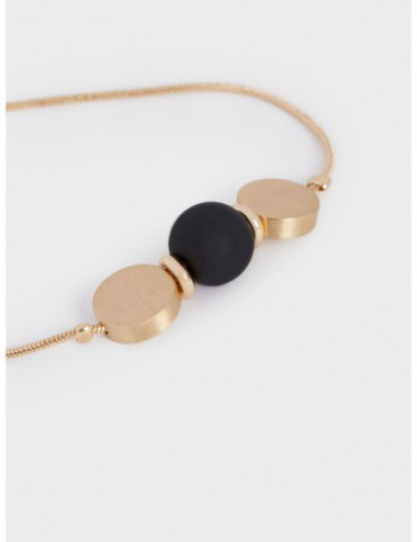 Bracelet Réglable En Perles...