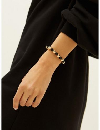Bracelet Élastique En Émail