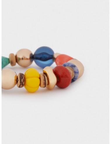 Bracelet Élastique Avec...