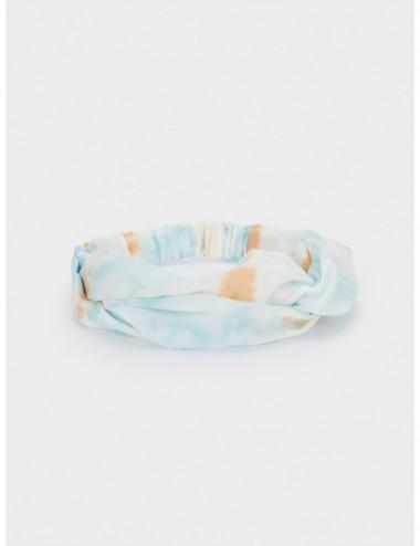Diadème Turban Tie-Dye