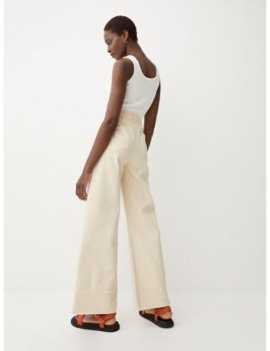 Pantalon Cloche