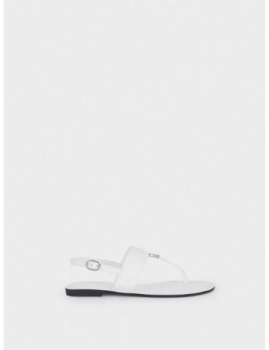 Sandales Plates À Brides