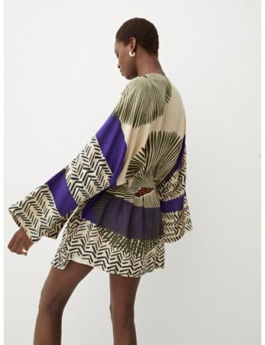 Kimono Imprimé Confectionné...