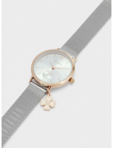 Montre-Bracelet En Maille...