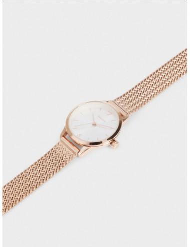 Montre-Bracelet En Acier Et...
